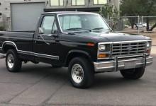 1982 F250 Truck